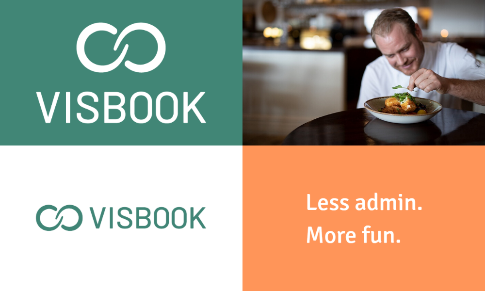 The hotel booking system VisBook gets a brand-new look