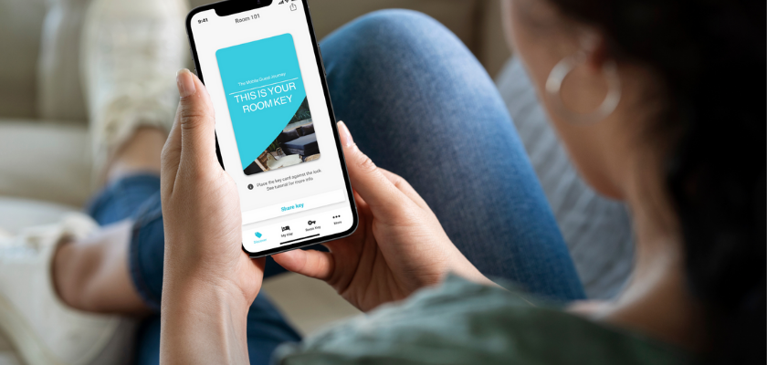 The mobile guest journey: Improve your hotel business with mobile technology-img
